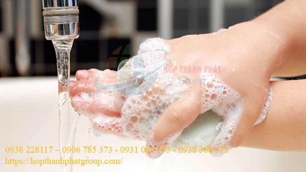 Nước rửa tay bệnh viện